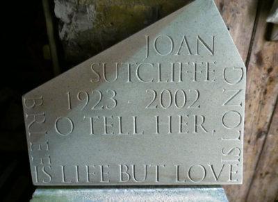 Joan Sutcliffe