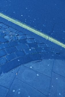 Blue Pavement