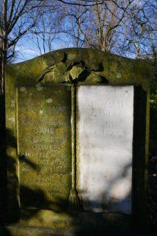 John James Oliver (Whole Grave)