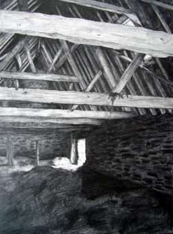 Barn In Wales