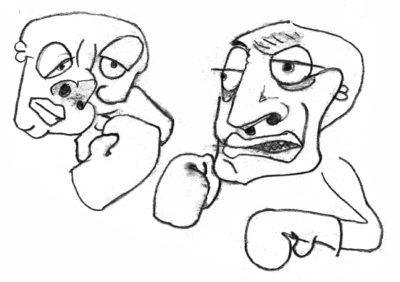 Boxers Illust